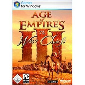 Age of Empires 3 - The War Chiefs (add-on) (English) (PC)
