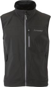 Schöffel Anderlecht waistcoat black (men)
