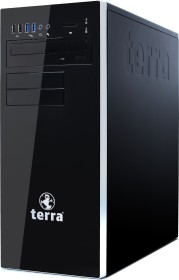 Wortmann Terra PC-Gamer 6350, Core i7-8700K, 16GB RAM, 2TB HDD, 500GB SSD, GeForce GTX 1070 (1001289)