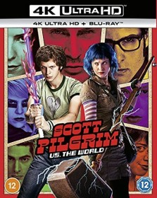 Scott Pilgrim vs. the World (4K Ultra HD) (UK)