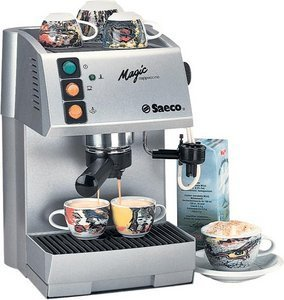 Saeco Magic Cappuccino