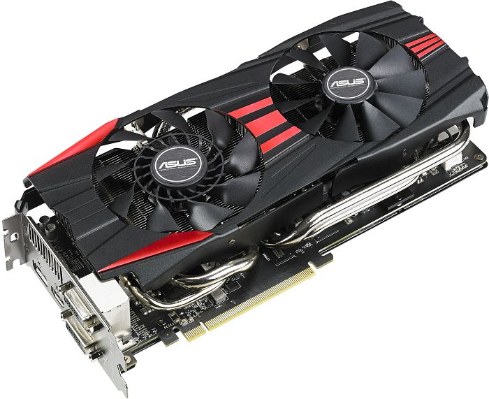 ASUS R9290-DC2OC-4GD5 DirectCU II OC, Radeon R9 290, 4GB GDDR5, 2x DVI, HDMI, DP (90YV05F0-M0NA00)