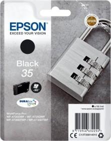 Epson Tinte 35 schwarz (C13T35814010)