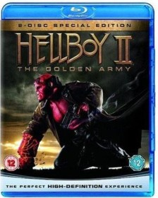 Hellboy 2 - The Golden Army (Blu-ray) (UK)