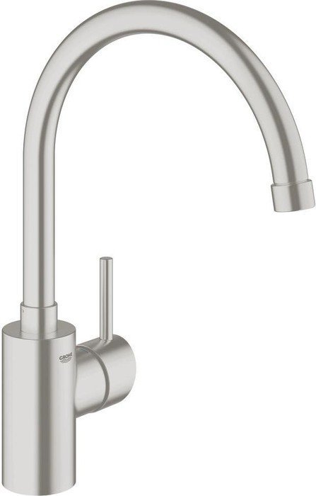 Grohe Concetto hoher Auslauf Mousseur supersteel (32661DC1) ab € 150 ...