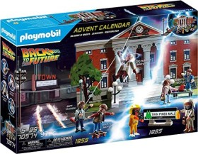 playmobil Weihnachten - Adventskalender Back to the Future (70574)