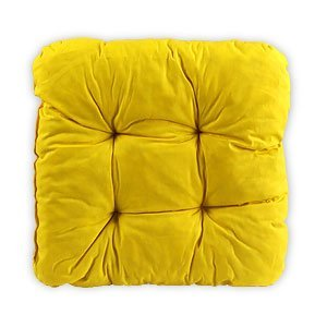 Kika Softkissen yellow