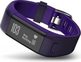 Garmin vivosmart HR+ activity tracker purple (010-01955-31)