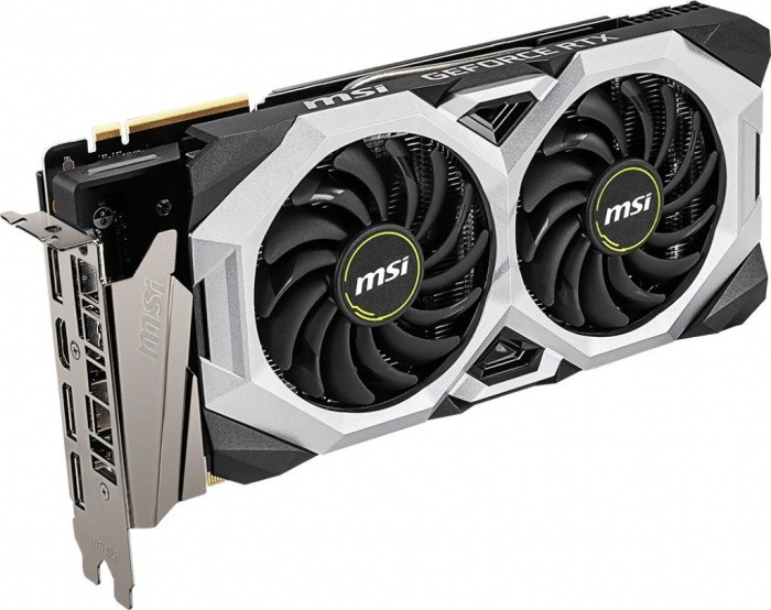 MSI GeForce RTX 2080 Ventus 8G V2, 8GB GDDR6, HDMI, 3x DP (V372-215R)
