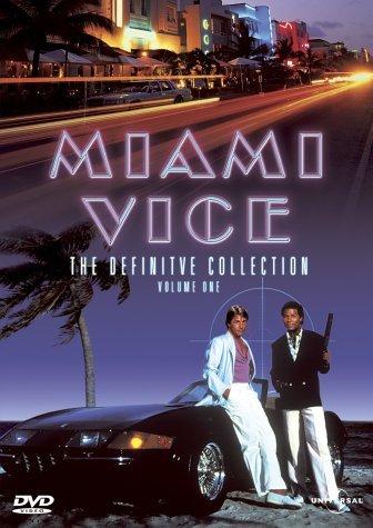 Miami Vice - The Definitive Collection Vol. 1 -- via Amazon Partnerprogramm