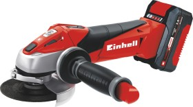 Einhell TE-AG 18/115 Li kit cordless angle grinder incl. case + rechargeable battery 3.0Ah (4431119)