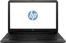 HP 17-x104ng Jack Black, Core i5-7200U, 8GB RAM, 256GB SSD, DE (Y7Y45EA#ABD)