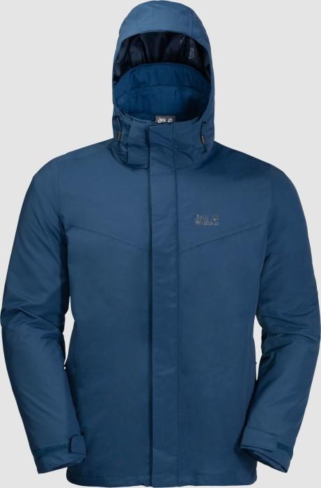 Jack Wolfskin Three Peaks Jacke poseidon blue (Herren) (1112281-1134)