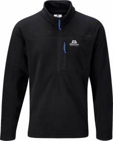 Mountain Equipment Micro Zip-T Shirt langarm schwarz (Herren) (ME-25786-ME-01004)