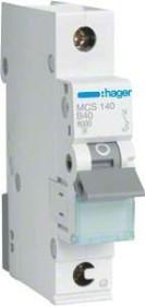 Hager Leitungsschutzschalter (MCS140)