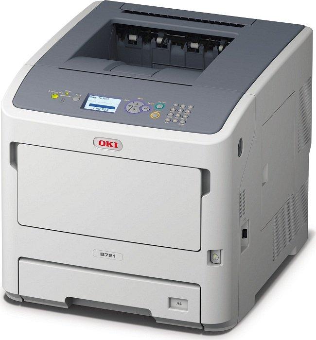 OKI B731DNW, S/W-Laser (45487102)