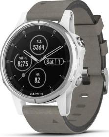 Garmin Fenix 5S Plus Saphir grau (010-01987-05)