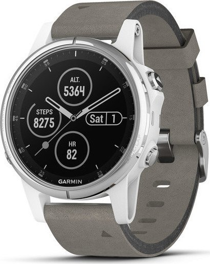 Garmin Fenix 5s Plus Sapphire Grey 010 01987 05 Starting From