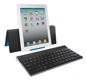 Logitech Tablet Keyboard for iPad, UK (920-003290)