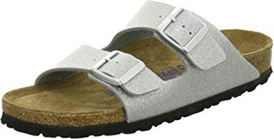 60c018095e84e7 Birkenstock Arizona magic galaxy silver (Damen) (0057651 0057653)