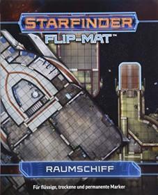Starfinder Flip-Mat Raumschiff