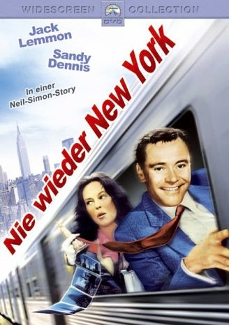 Nie wieder New York -- via Amazon Partnerprogramm