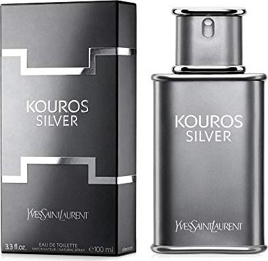 Yves Saint Laurent Kouros Silver Eau de Toilette 100ml -- via Amazon Partnerprogramm