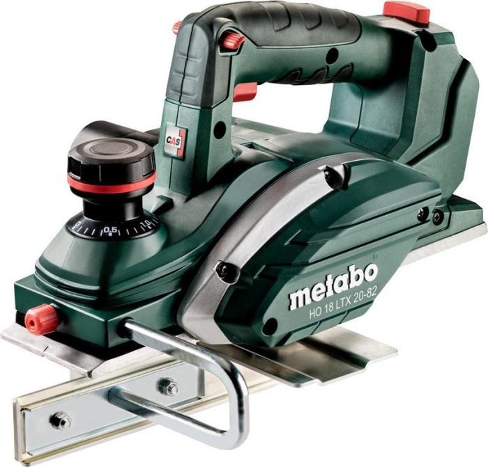 Metabo HO 18 LTX 20-82 cordless planer solo incl. case (602082840)
