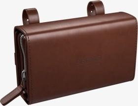 Brooks D-shape saddle bag antique brown (B2767A07205)