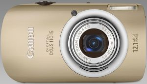 Canon Digital Ixus 110 IS gold (3581B008)