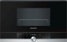 Siemens iQ700 BE634RGS1 Mikrowelle mit Grill
