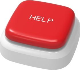 Lupus Electronics Lupusec Notfallschalter, wireless emergency call transmitter (12123)