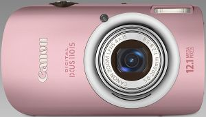 Canon Digital Ixus 110 IS pink (3583B008)