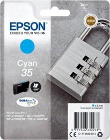 Epson Tinte 35 cyan (C13T35824010)