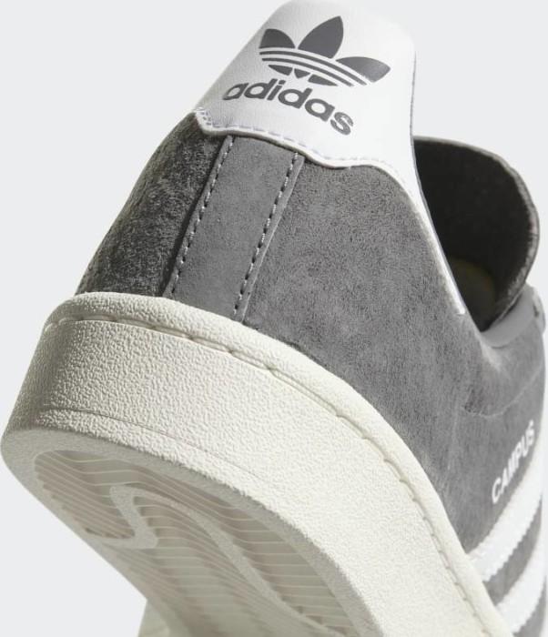 adidas Campus grey threefootwear whitechalk white (Herren) (BZ0085) ab € 50,00