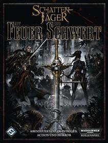 Warhammer 40000 RPG: Schattenjäger Mit Feuer und Schwert