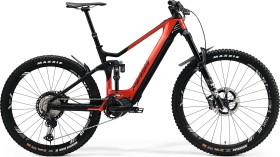Merida eOne-Sixty 9000 glossy red/matt black Modell 2021