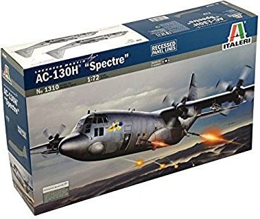 Italeri AC-130H Spectre (1310S) -- via Amazon Partnerprogramm