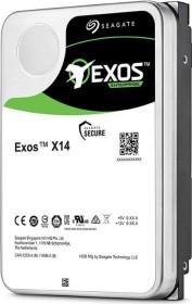 Seagate Exos X X14 12TB, 512e/4Kn, SED, SATA 6Gb/s (ST12000NM0248)