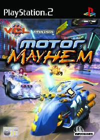 Motor Mayhem (German) (PS2)