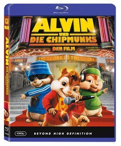 Alvin and the Chipmunks (Blu-ray) (UK)