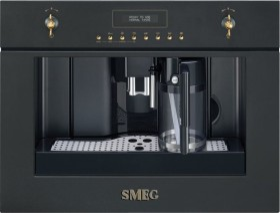 Smeg CMS8451A built-in bean to cup coffee machine