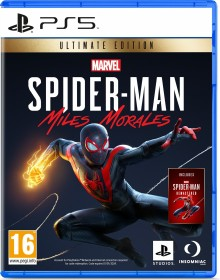 Marvel's Spider-Man: Miles Morales - Ultimate Edition (PS5)