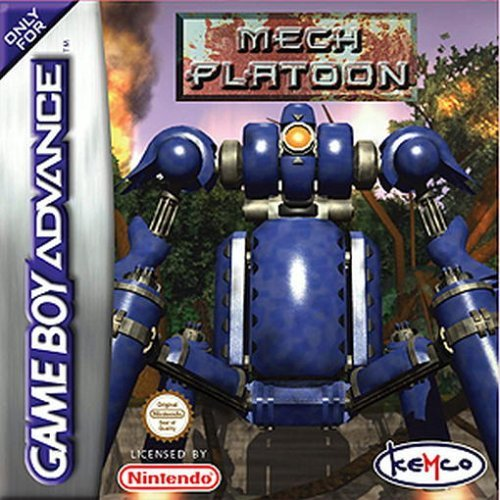 Mech Platoon (GBA) -- via Amazon Partnerprogramm