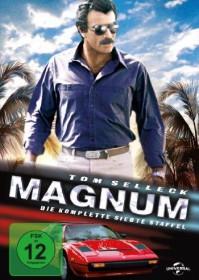 Magnum Season 7 (DVD)