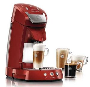 Philips HD7854/80 Senseo Latte Select coffee pad machine