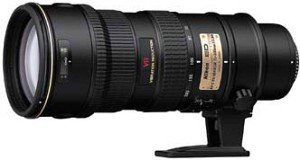 Nikon lens AF-S VR 70-200mm 2.8G IF-ED black (JAA781DA)