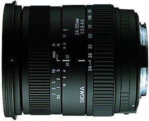 Sigma AF 24-135mm 2.8-4.5 Asp IF for Sony/Konica Minolta (667934)