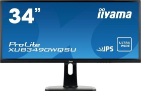 "iiyama ProLite XUB3490WQSU-B1, 34"""
