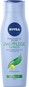 Nivea 2in1 care Express shampoo & flushing, 250ml